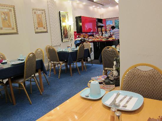 Anchor House Hotel : Breakfast room
