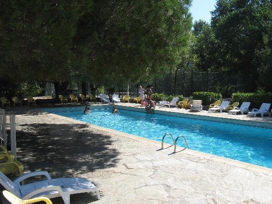 Hotel Accendi Pipa : bain après le petit déjeuner