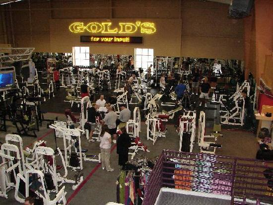 BEST WESTERN PLUS Circle Inn: Work out @ Gold GYM