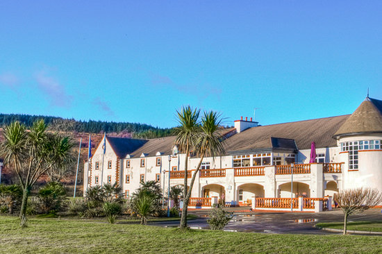 Auchrannie Spa Resort: Exterior Shot