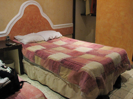 Hotel Villa Florencia Centro: room interior