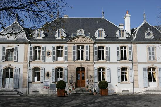 Photo of Parc des Eaux-Vives Geneva