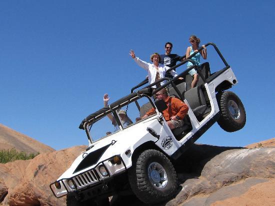 Hell S Revenge Utv Tour From Moab