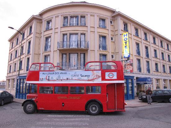Grand Hotel Terminus Reine: visite à l'hotel terminus