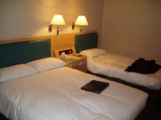 Santos Hotel: ツインルーム