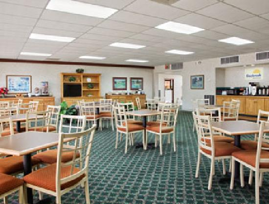 Days Inn Cave City: Breakfast Area
