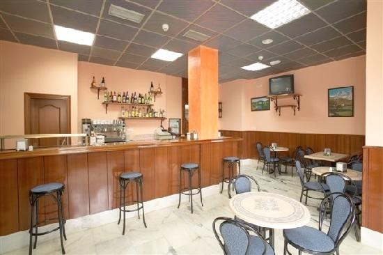 Hotel Camaguey: Cafeteria