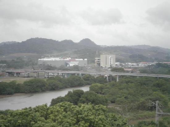 Holiday Inn Panama Canal: View of Panama Canal