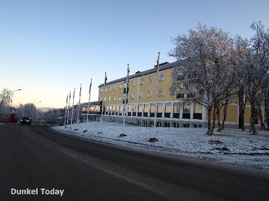 Kirkenes Norway Kuva Kirkkoniemi Sor Varanger Municipality