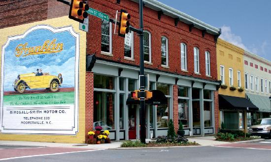 Best Restaurants In Downtown Mooresville Nc