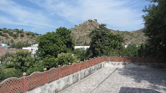 Raghav Resort: Terrace
