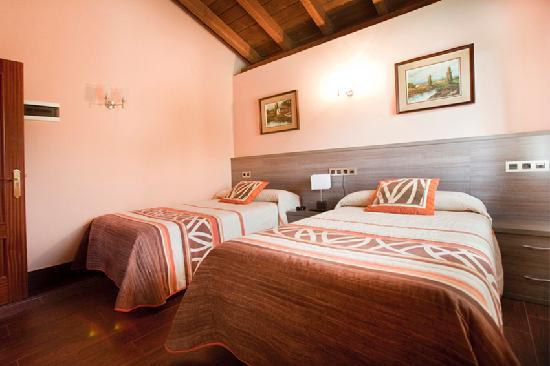 Hotel Rural Las Palmeras Muskiz: habitacion