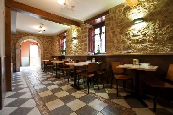 Hotel Rural Las Palmeras Muskiz: bar