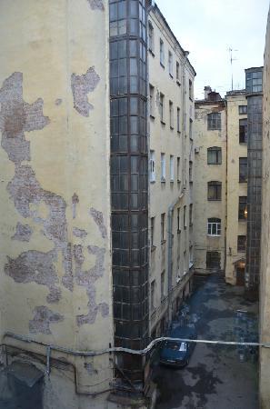 Crowne Plaza St. Petersburg - Ligovsky: View