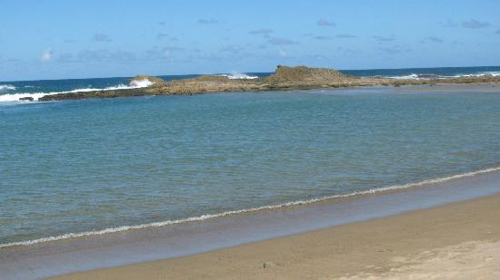 Hotel Punta Maracayo: Beach center