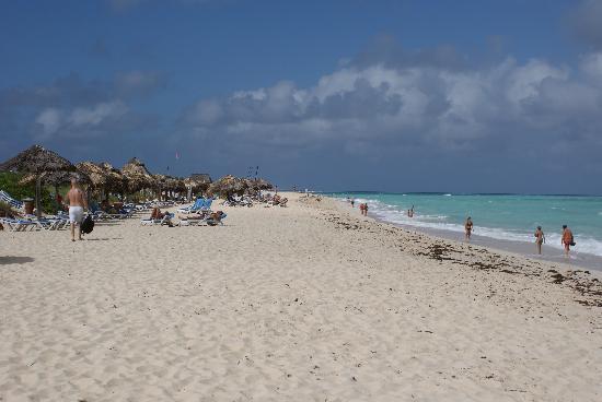 Melia Cayo Santa Maria: schöner Strand