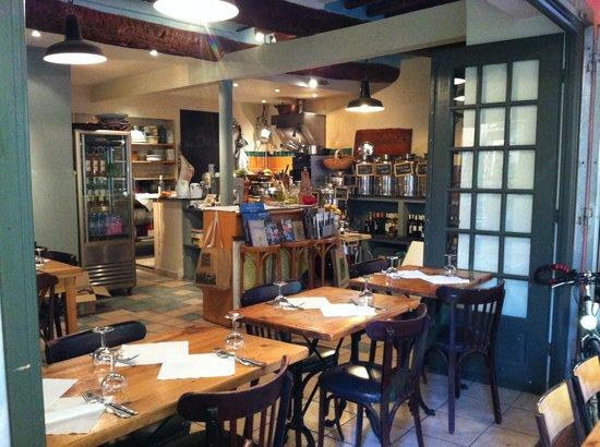 Restaurant Oliviera Nice