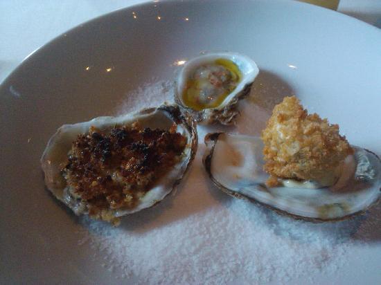 Niche : Mmmmmm...oysters!