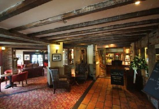 Ravensworth Arms: Sitting area