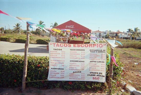 ‪Tacos Escorpio by Henry‬