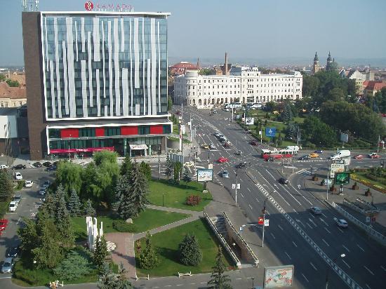 Ramada central location - Picture of Ramada Sibiu, Sibiu ...