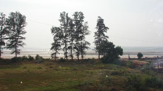 Surali Sagar Beach Resort: View form the room