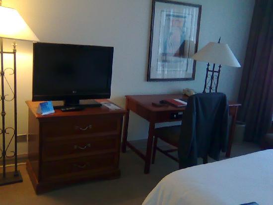 Crowne Plaza Hotel Santiago : Crowne Plaza Santiago - The room