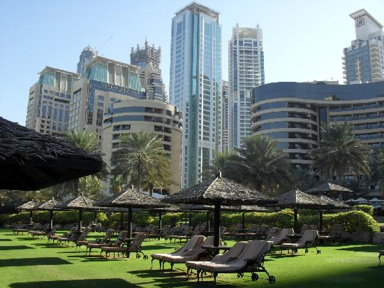 Le Royal Meridien Beach Resort & Spa: The View from the Gardens