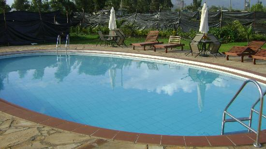 Arusha Planet Lodge: The Pool