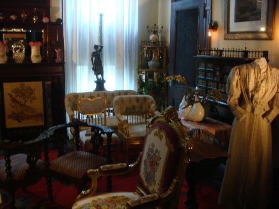 Henry B. Plant Museum: interior