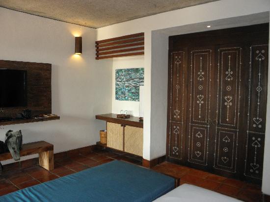 Jeeva Klui Resort: our room, 105