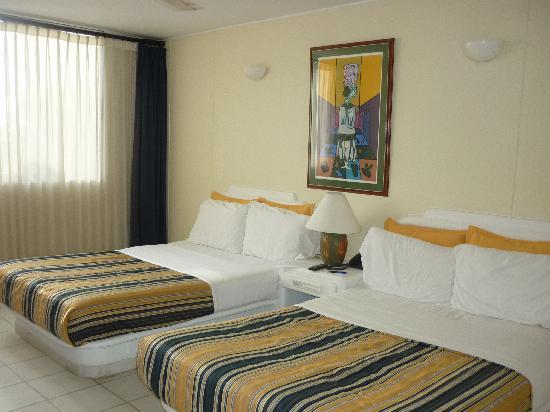 GHL Comfort Hotel Costa Azul: Habitacion