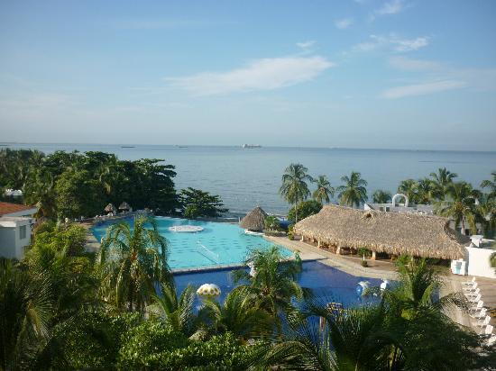 GHL Comfort Hotel Costa Azul: Piscinas