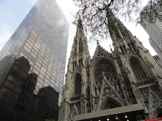 New York City, NY: St. Patrick's Cathedral