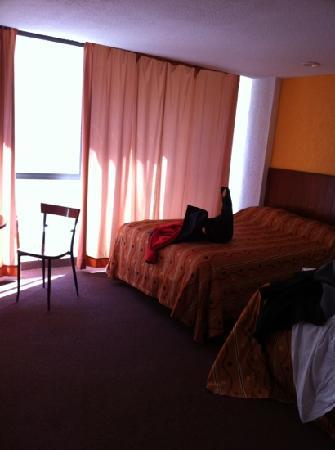 San Francisco Hotel: chambre