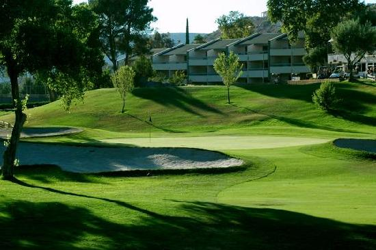 San Vicente Golf Resort: San Vicente Golf Course Ramona, CA