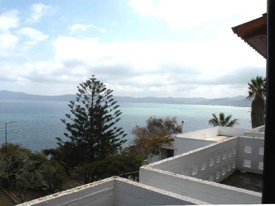 Delfini Hotel Apartments Crete: Balcony View