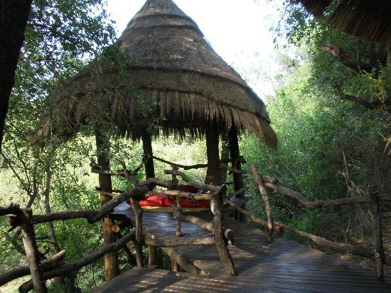 Makalali Private Game Lodge: tagsüber entspannen
