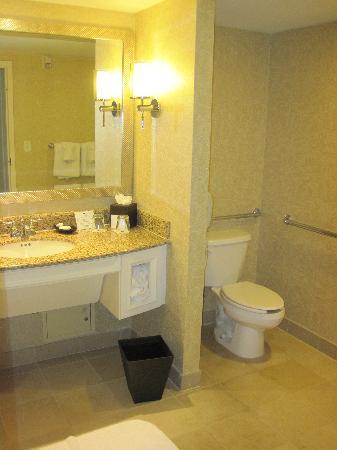 JW Marriott Orlando, Grande Lakes : Salle de bain