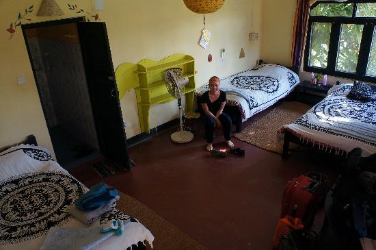 Sapana Village Lodge: Our room