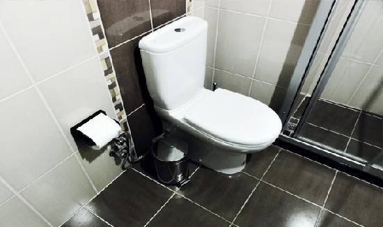 Akin Suites Istanbul: Deluxe Suite: Bathroom