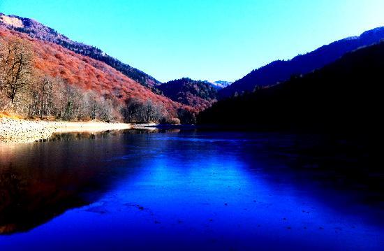 Biogradska Gora National Park : Biograd Lake