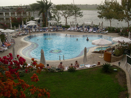 Steigenberger Nile Palace Luxor : Pool