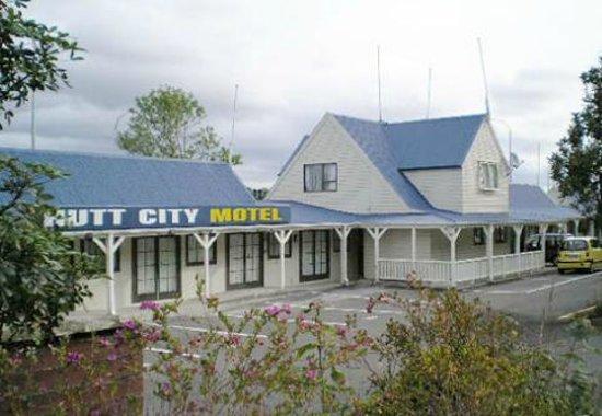 Hutt city motel 0 for Motel one wellness