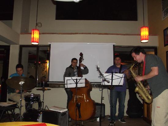La Hamburgueseria: Grupo de jazz