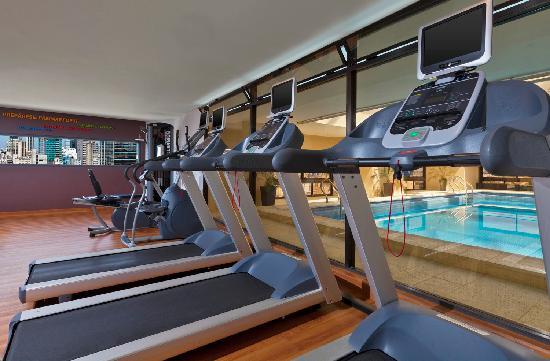 Sheraton Libertador Hotel: Sheraton Fitness