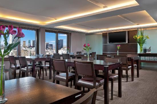 Sheraton Libertador Hotel: Club Lounge 2