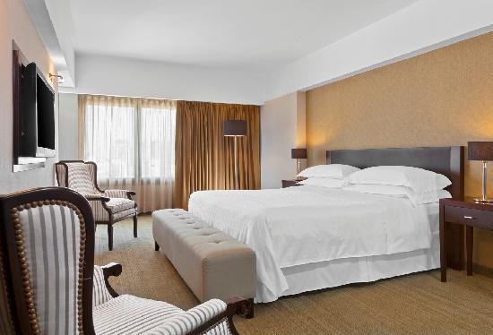 쉐라톤 리베르타도르 호텔 사진