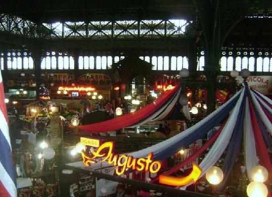 Apart Center Temporary Rent: Mercado Central, próximo ao hotel...