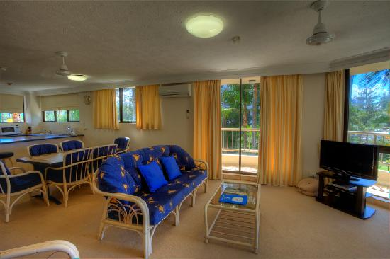 Aristocrat Holiday Apartments: Aristocrat Apartments Gold Coast